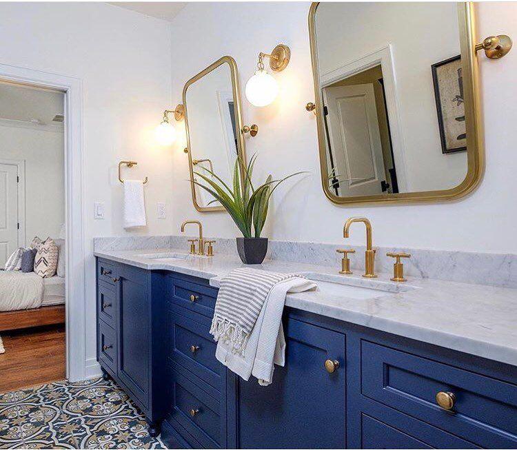 999 Best Bathroom Design Ideas Homedecor Bathroom Bathroomdecor Blue Bathroom Vanity Blue Bathroom Light Blue Bathroom
