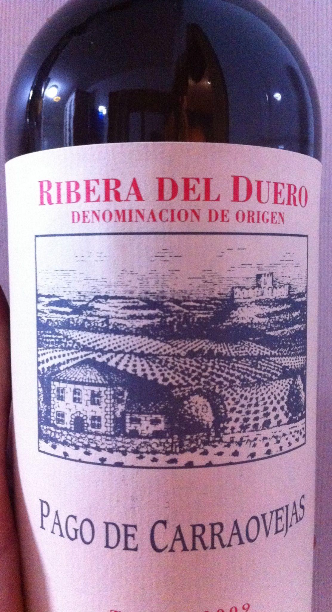 Pago De Carraovejas 2009 Ribera Del Duero Espana Vinhos Tinto
