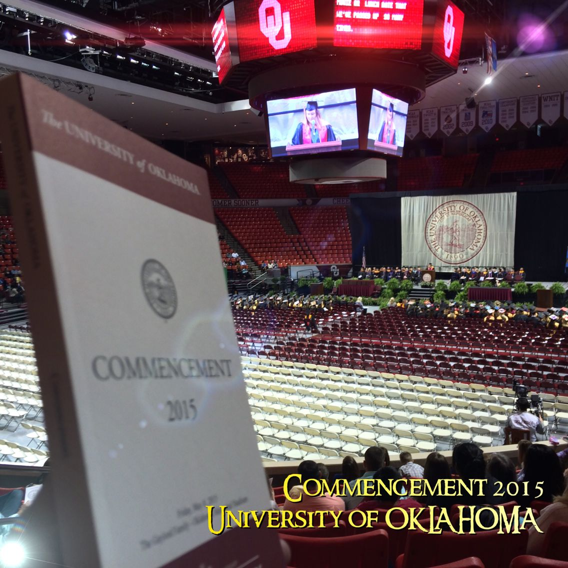 Sister Commencement 2015 University of Oklahoma ou