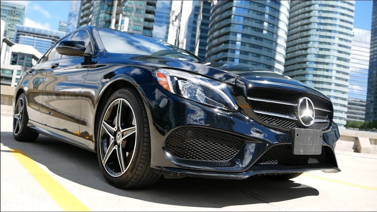Mercedes Benz C Class C300 Amg And Night Package W205 Benz C Mercedes Benz Benz