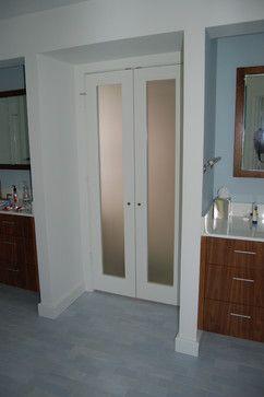 Entry Doors Bathroom Design Ideas Pictures Remodel And Decor Glass Closet Doors Amazing Bathrooms Bathroom Doors