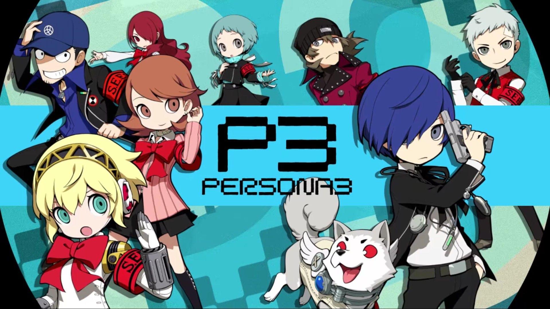 Persona Q2 New Cinema Labryinth - Persona 3 | Persona | Persona 5