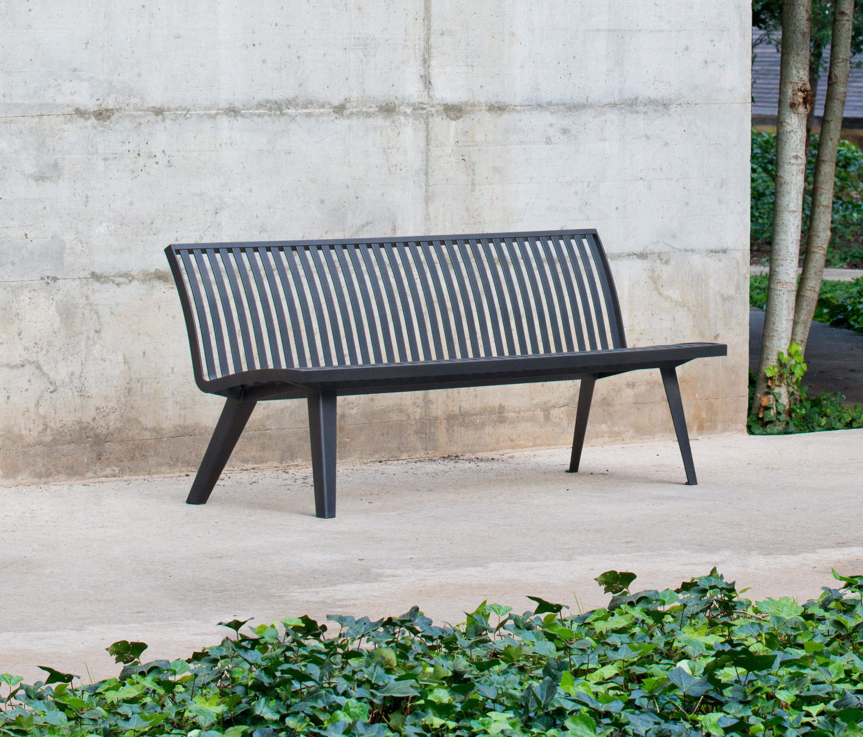 Montreal Bench By Area Architonic Nowonarchitonic Interior