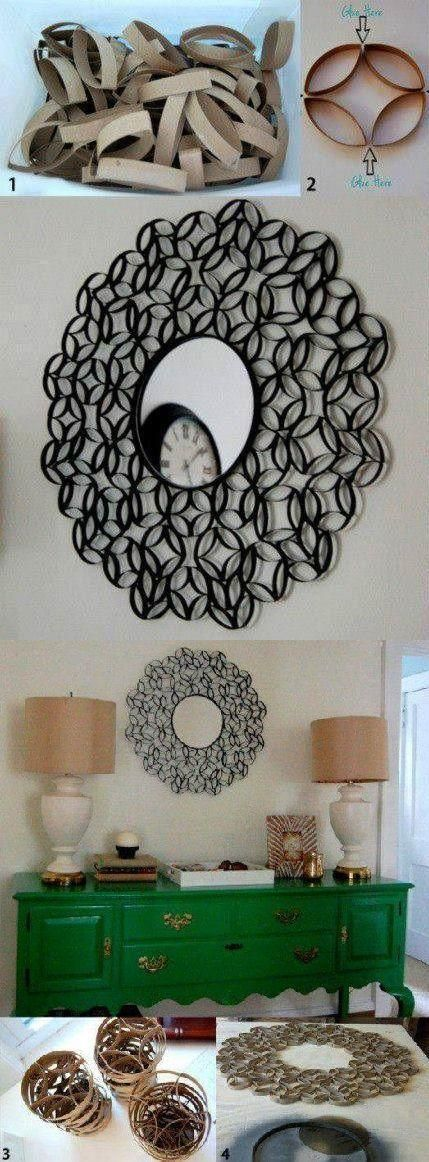 Awesome way to reuse toilet paper rolls | Ideas for the House ...