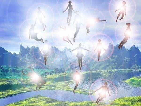Энергия Небес и Земли.