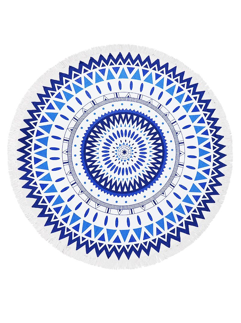 Pin By Pink Elephant Btq On Round Beach Towels Pinterest Towel