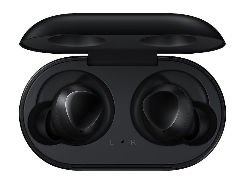 Galaxy Buds Black Wireless Charging Case Included Samsung Us Earbud Headphones Wireless Earbuds Black Headphones