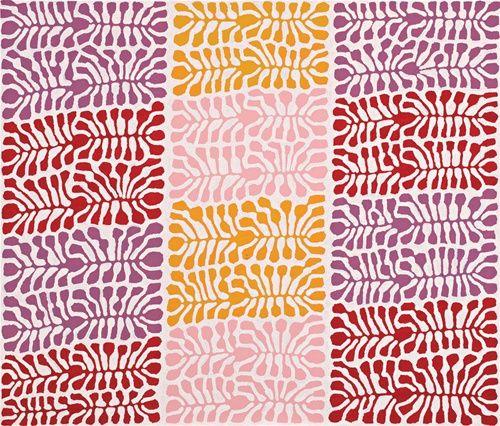 Mitjili Naparrula, Watiya Tjuta, acrylic/linen, c. 2001.