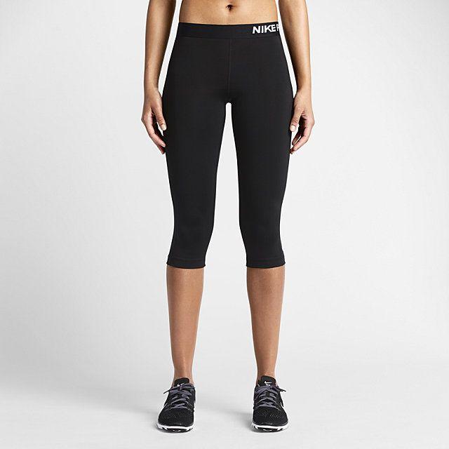 69e8160e Nike Pro Women's Training Capris. Nike Store | need some fitness in ...
