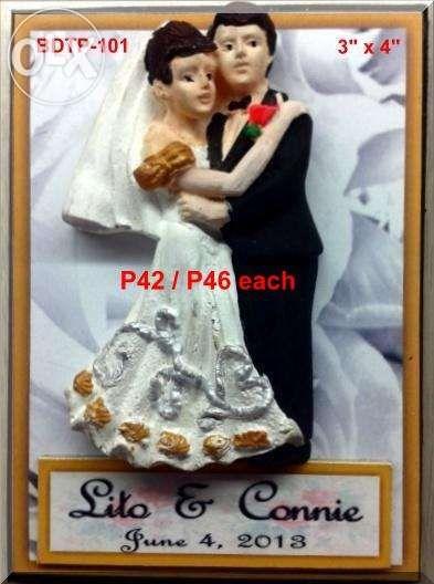 Wedding Tokens Giveaways
