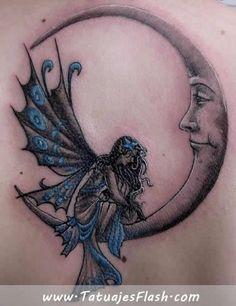 12 Tatuajes De Hadas Para Mujeres Y Su Significado Tatuajes Para