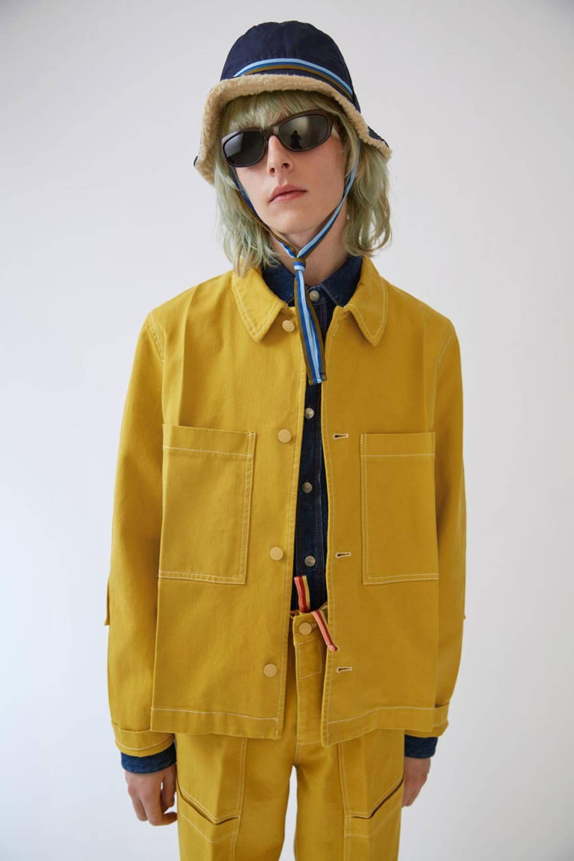 ba97e49d02 Acne Studios Bla Konst Denim Jacket Size US M   EU 48-50   2 - 5 ...