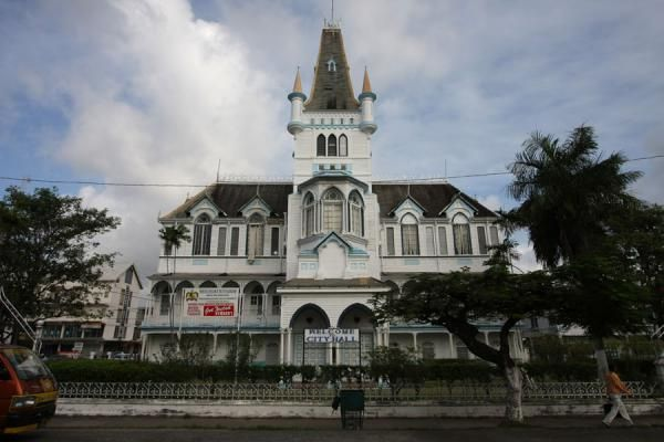 East Berbice, Guyana apartment rentals and house to rent ...  Guyana New Amsterdam City Hall