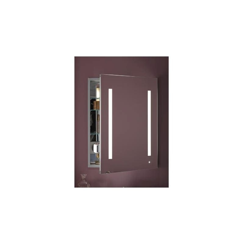 Robern Ac2430d4p1r Aio 24 X 30 X 4 Single Door Medicine Cabinet