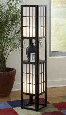 Shoji Lamps Japanese Lamps Lamps Living Room Modern Floor Lamps