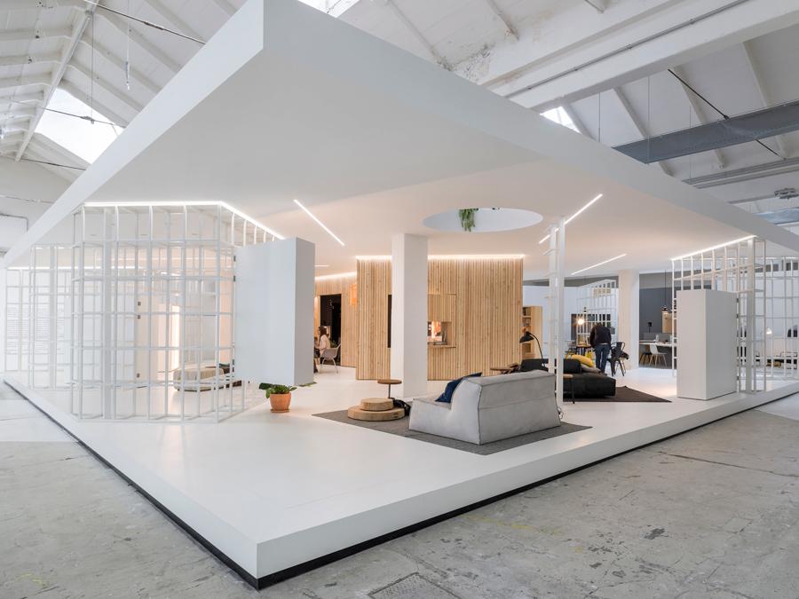 Exhibition Room D : Mini living on design framemag  … pinteres…
