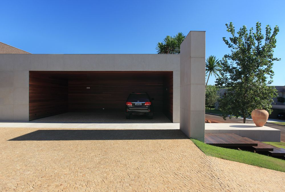 Modern garage design 3 hutje tuin pinterest modern for Contemporary carport design architecture