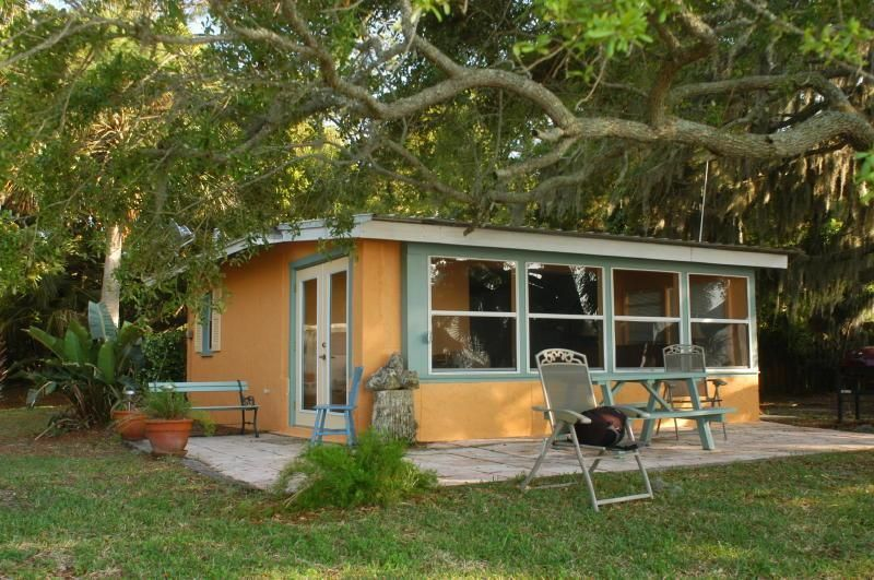 Cool A Canopy Of Live Oaks V Ibis Cottage By The Sea Cedar Complete Home Design Collection Papxelindsey Bellcom