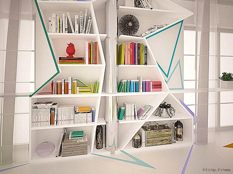 Colorful Kandinsky Inspired Home Interior By Brani Desi If It S Hip It S Here House Interior Interior Interior Design Studio