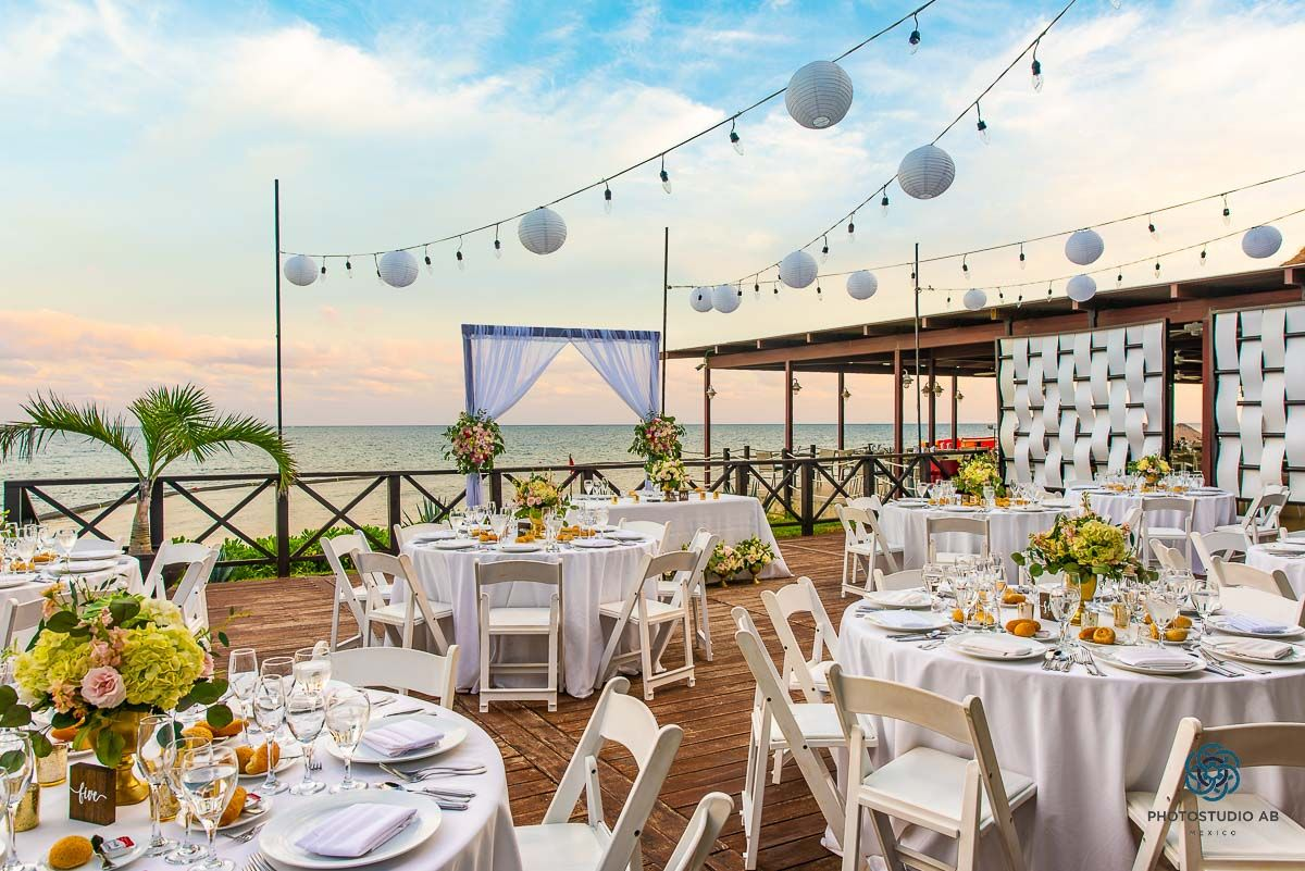 Amazing Wedding Reception Now Sapphire Riviera Cancun Cancun