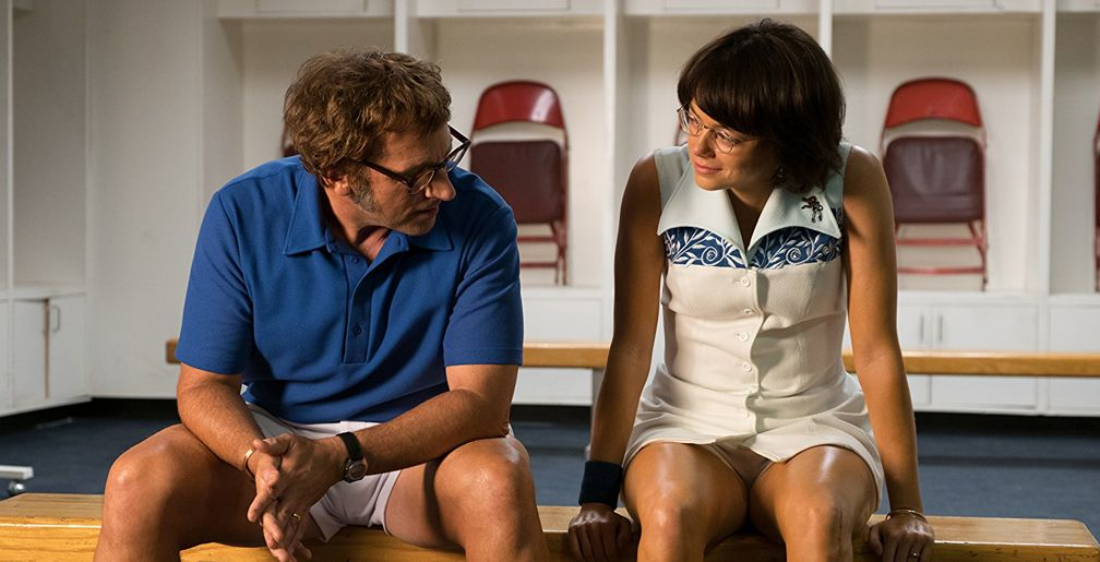 Emma Stone Steve Carell Serve Battle Of The Sexes On Blu Ray
