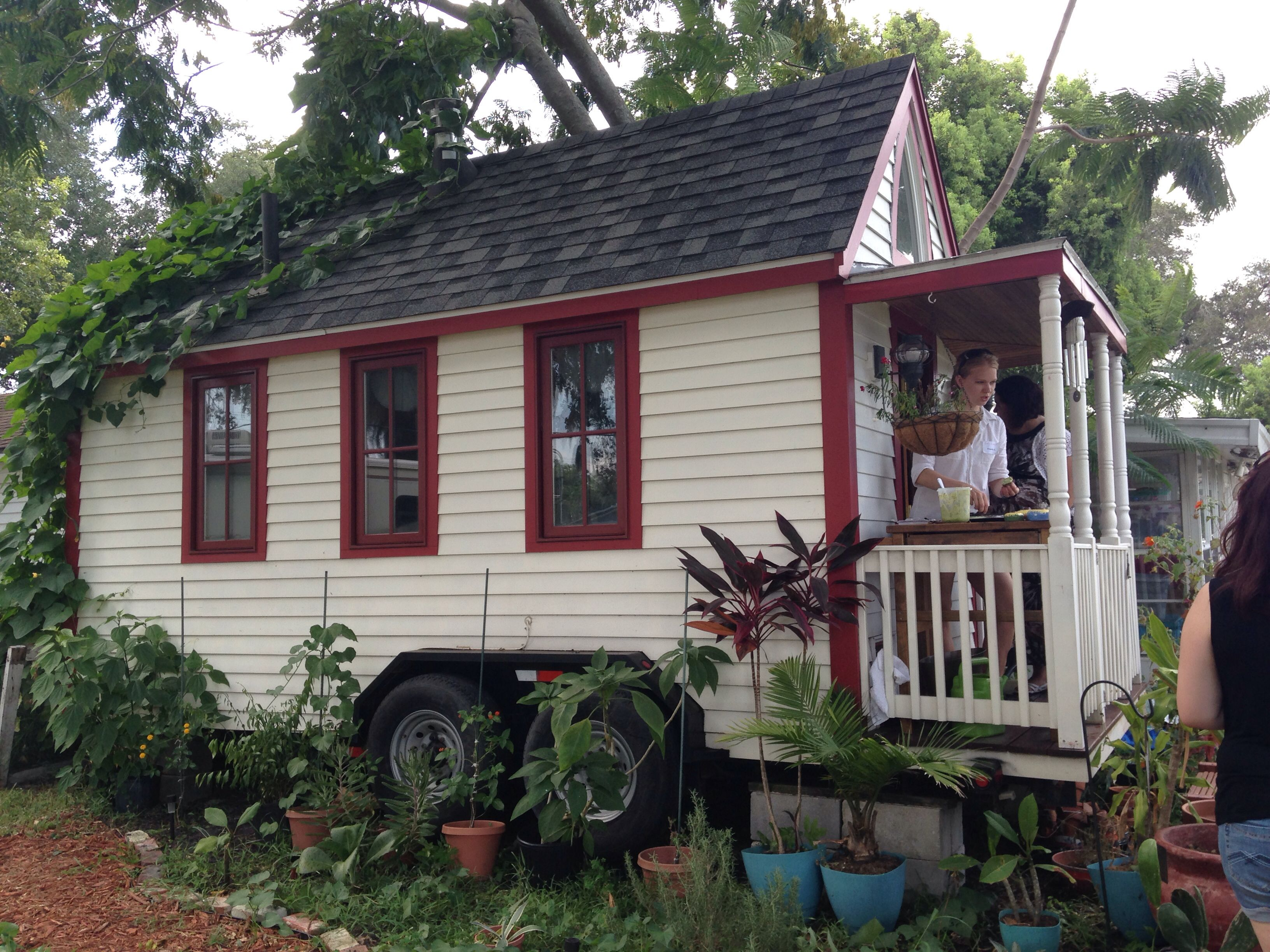 A Tiny House In Orlando Fl The Movement Is Growing