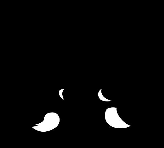 5 000 Free Silhouette Cat Vectors Pixabay Bird Clipart Clipart Black And White Silhouette Clip Art