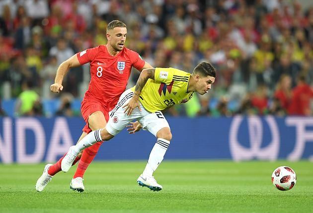 Kolumbien Vs England