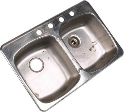 Yes Of Course We All Metal Including The Kitchen Sink Old Sinkstainless Steel