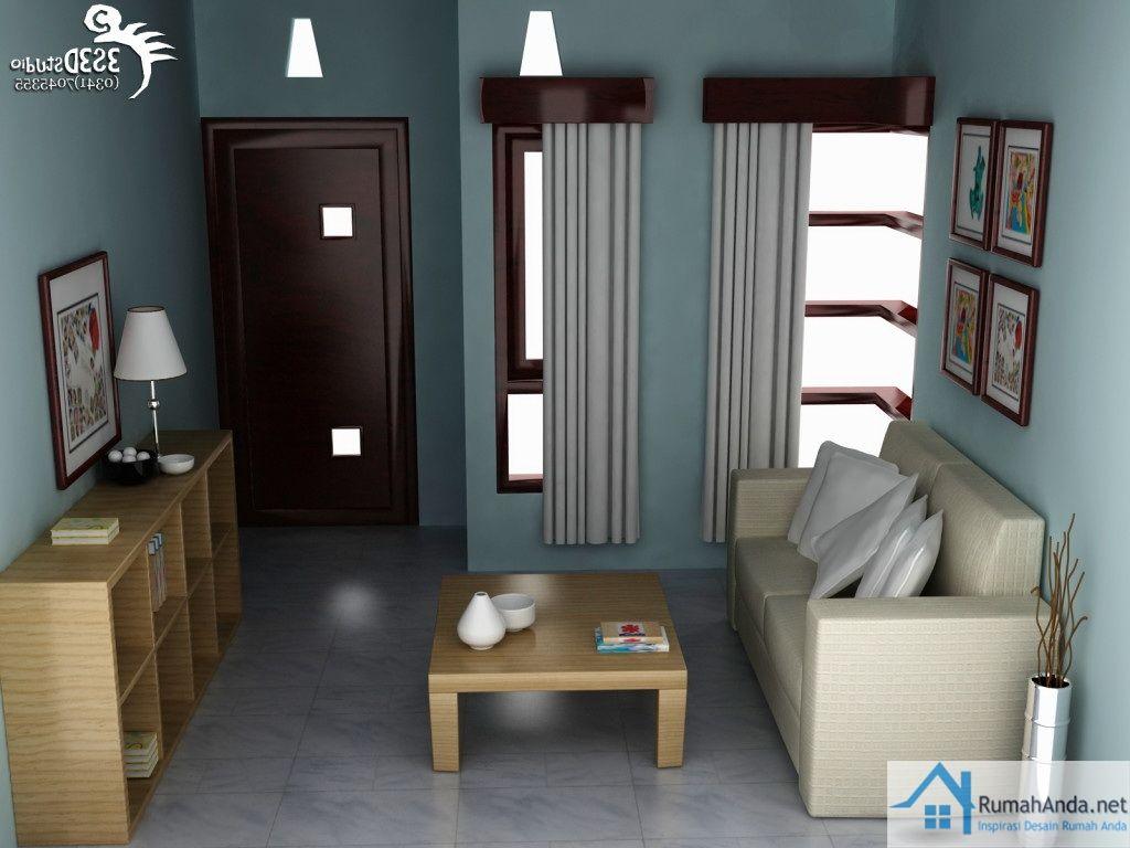 Desain Interior Ruang Tamu Rumah Minimalis & Desain Interior Ruang Tamu Rumah Minimalis | Dambaan | Pinterest ...
