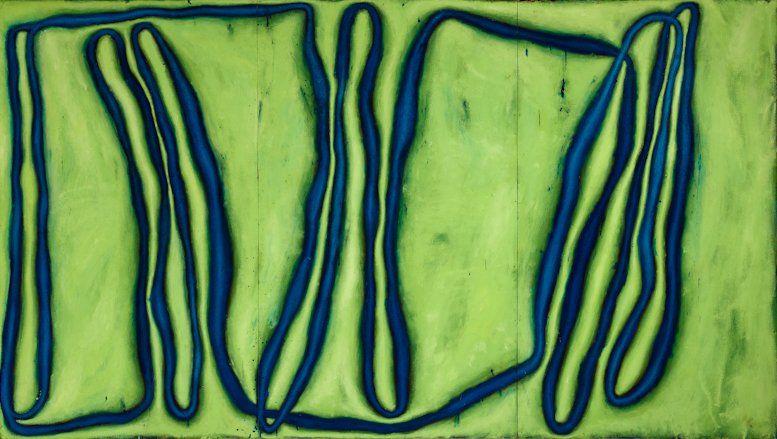 Ildiko Kovacs, Serpentine (1999) Courtesy of the Museum of Contemporary Art Australia.