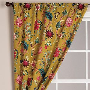 Give Your Windows A Garden With Lush Tree Of Life Curtains Reflective The Ancient Indian Symbol Enlightenment Our Lifes Whimsical Design