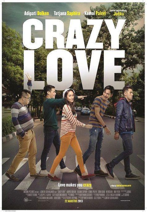 Crazy Love Cinta Dan Persahabatan Di Masa Pergolakan Putih
