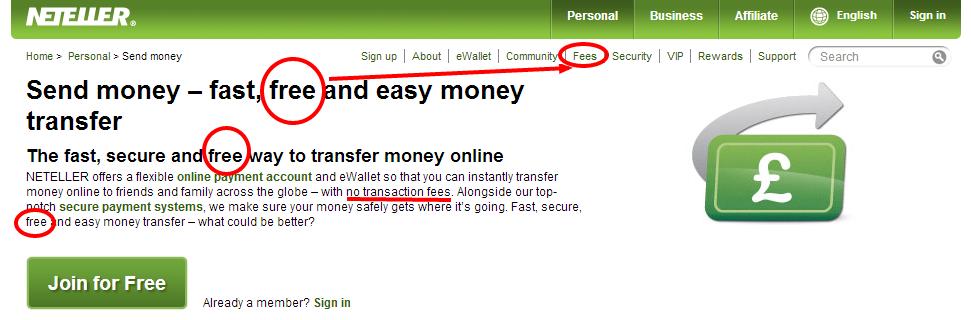 How To Transfer Money To Neteller