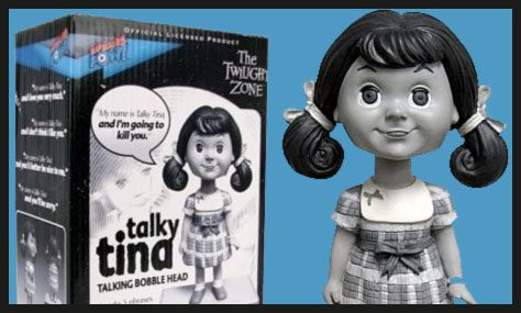 My name is Talky Tina, and I'm going to kill you.