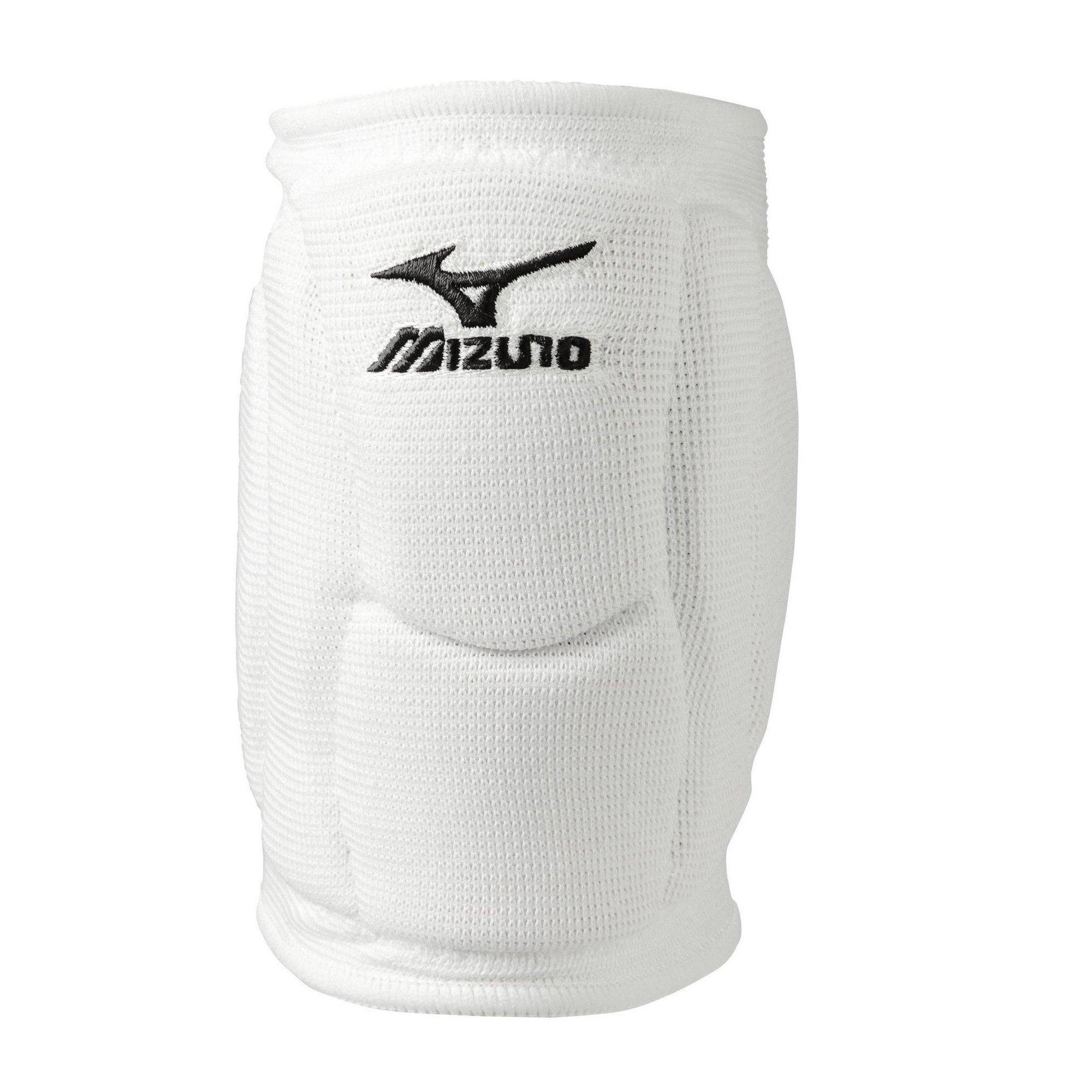 Mizuno Volleyball Accessories Elite 9 Sl2 Volleyball Knee Pads 480175 Size Medium White 0000 Volleyball Knee Pads Knee Pads