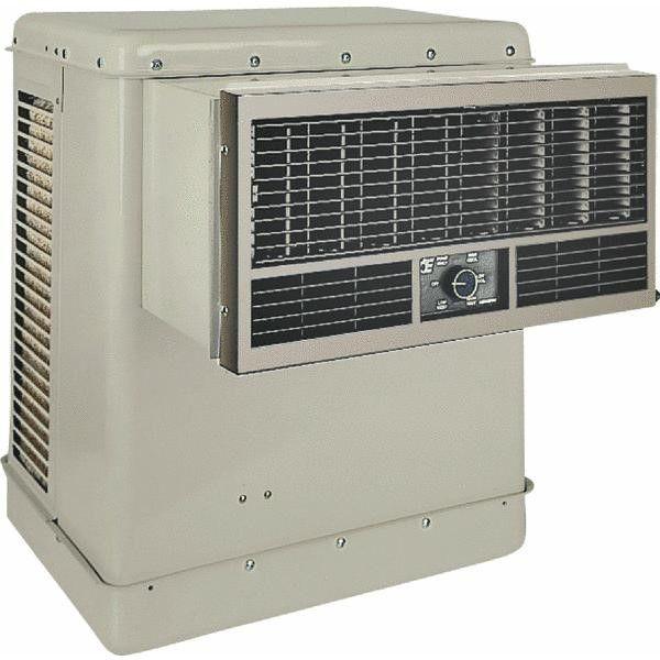 Champion Cooler 2800 Cfm Window Evaporative Cooler