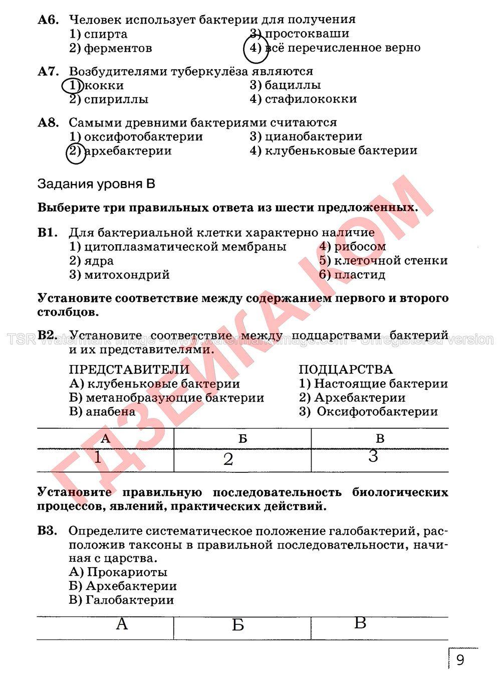 Домашнее задание по математике 6 класс с.а.козлов