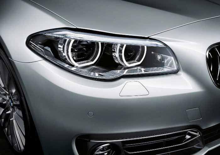 BMW 5 Series  Exterior Photo