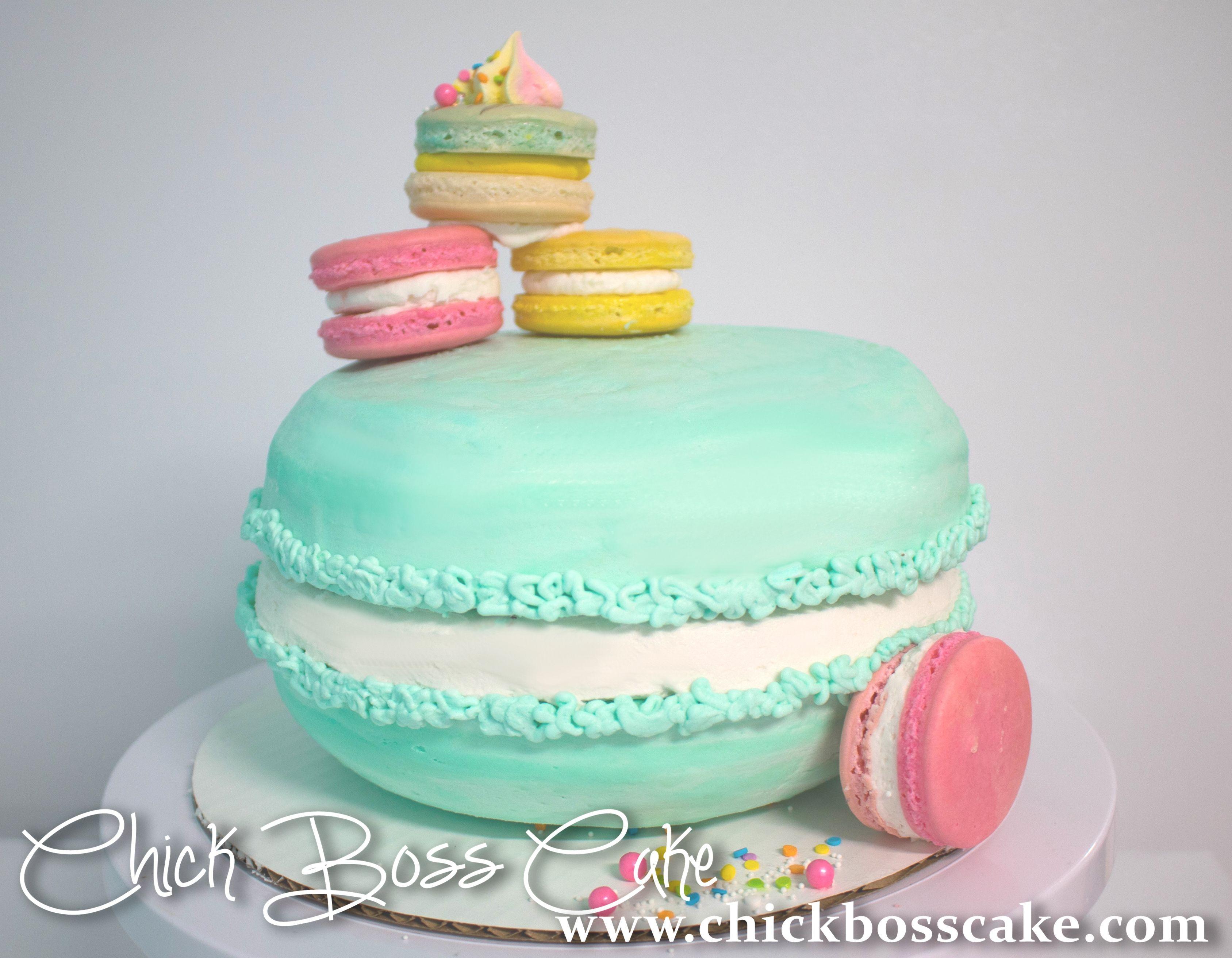 Giant 3d macaron cake macaron cake london cake cake
