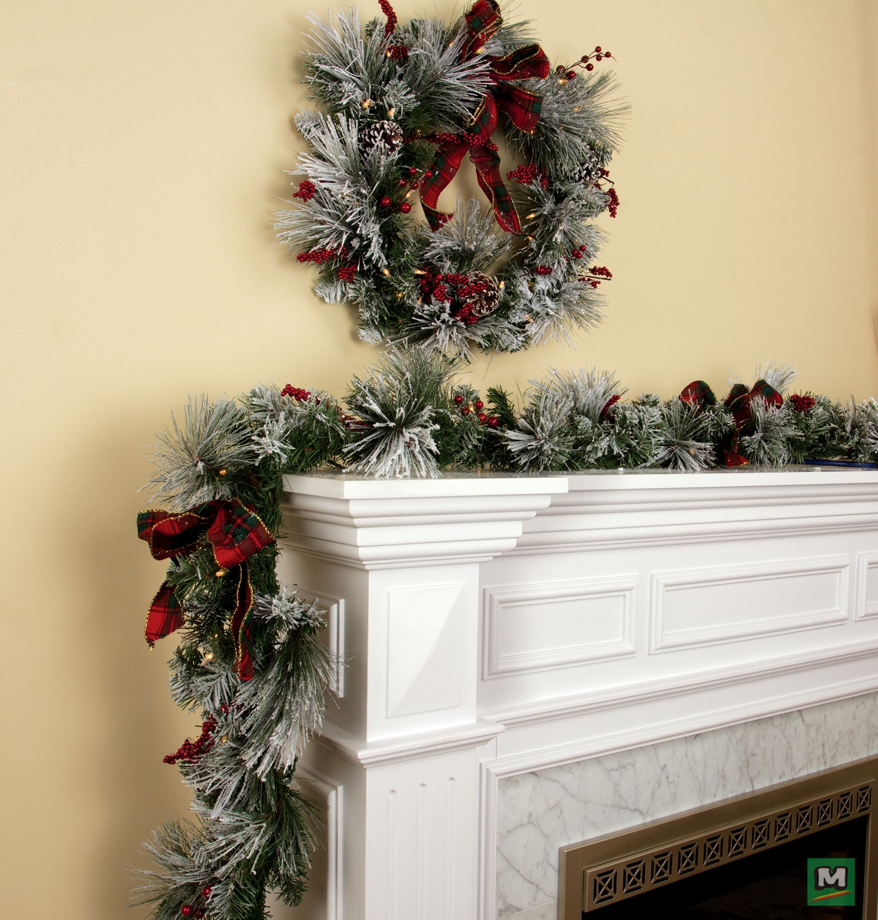 This Enchanted Forest® Artificial Greenery