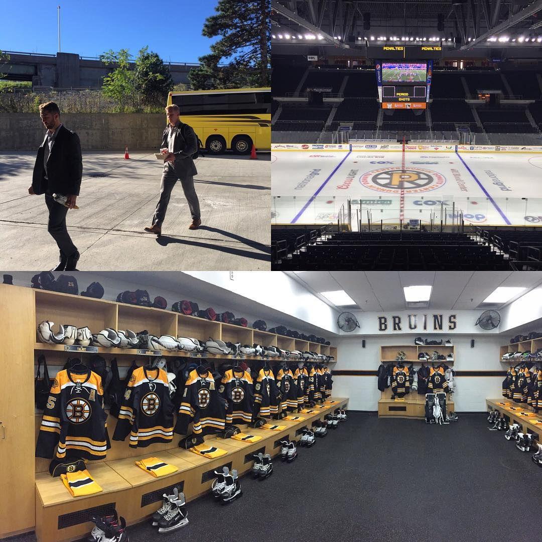 """Boston Bruins on Instagram """"The NHLBruins take on the"""