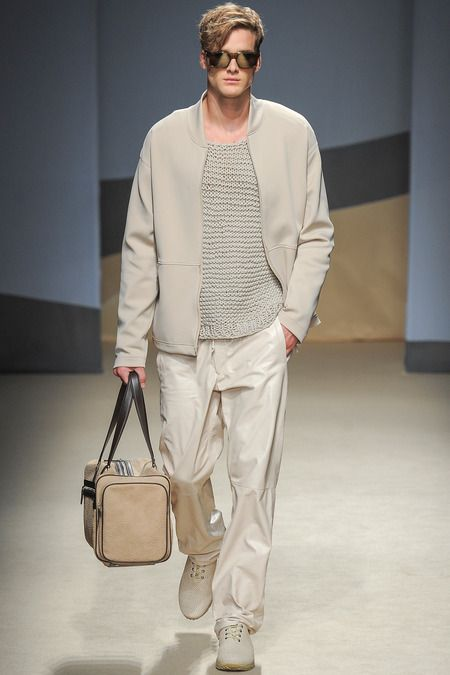 Trussardi | Spring 2014 Menswear Collection