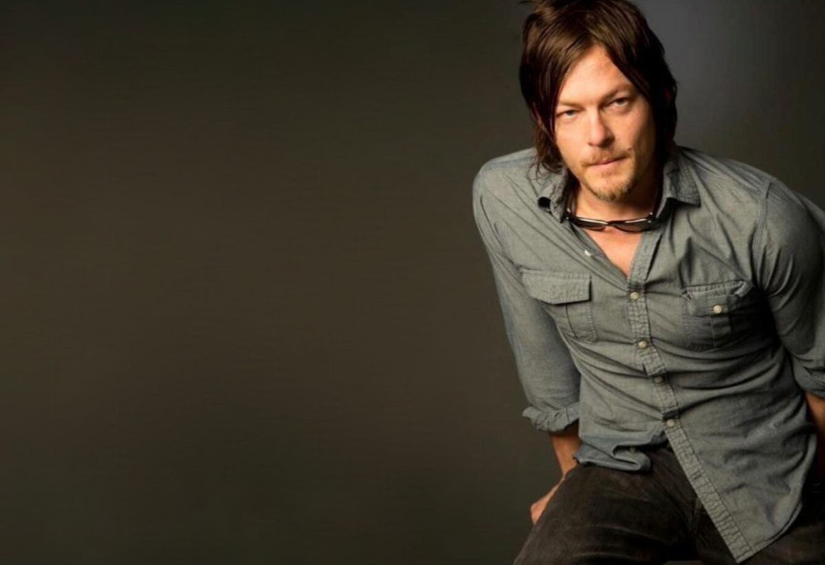 Norman Reedus Wallpaper