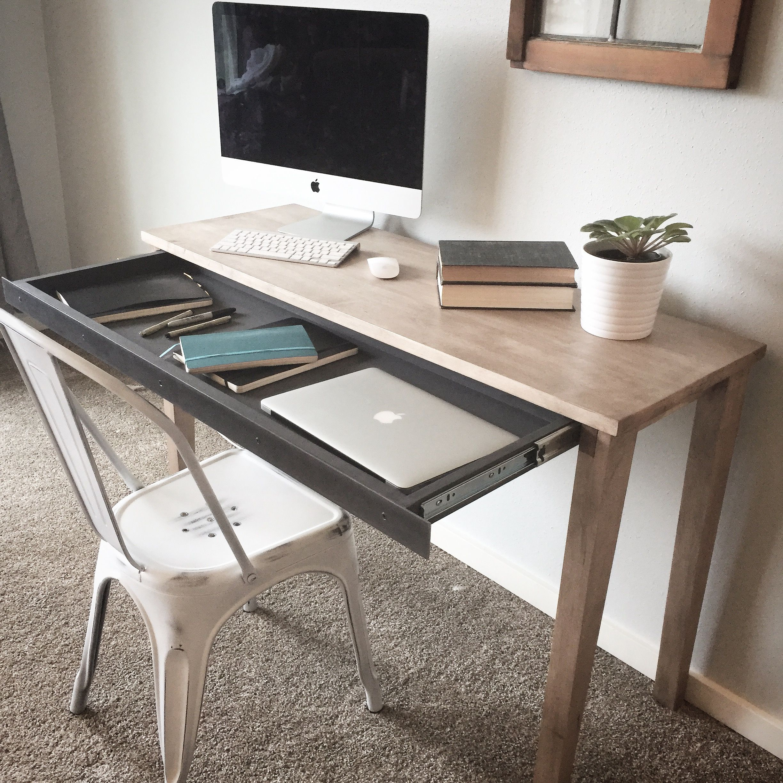 Custom Homeoffice Desk