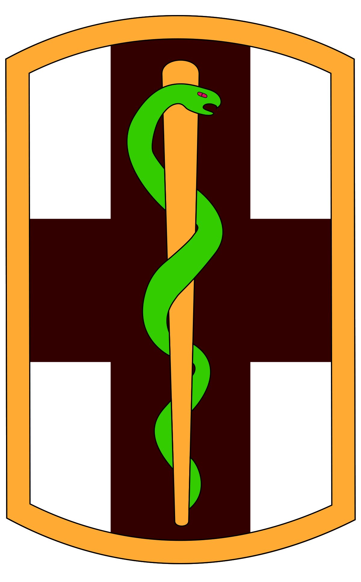 1st Medical Brigade (United States) Wikipedia