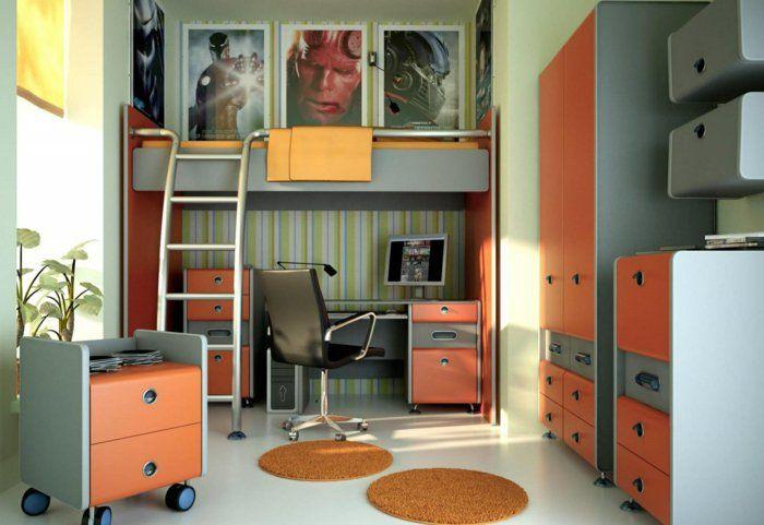 Kreative Einrichtungsideen kinderzimmer junge kreative einrichtungsideen als fantasieanregung