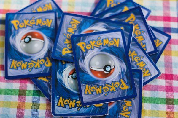 Pokemon party invitations (party season begins... NOW)