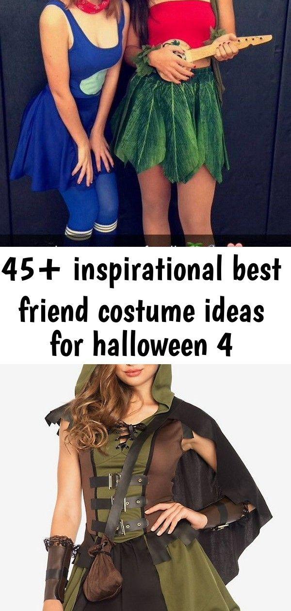 45+ Inspirational Best Friend Costume Ideas for Halloween