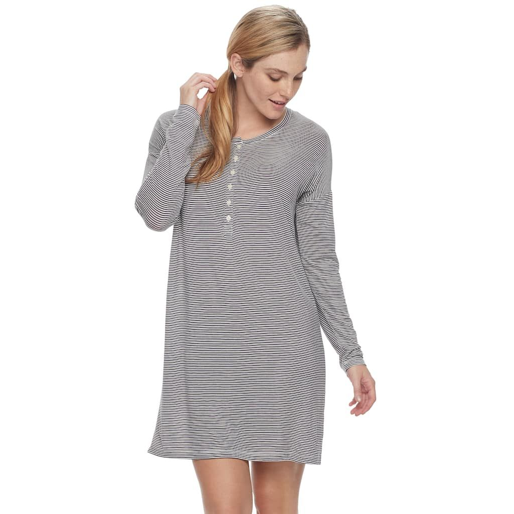 f9335da432 Womens Sleep Shirts Plus Size – Rockwall Auction